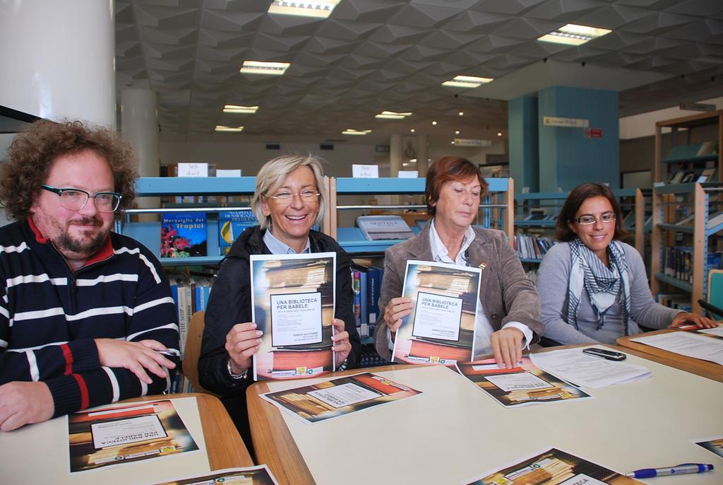Biblioteca Lesca: aperto il blog ufficiale
