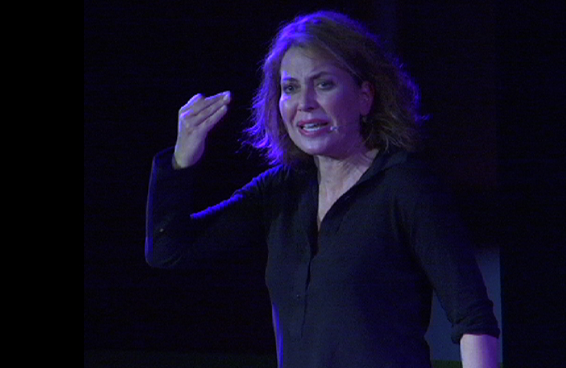 Sabina Guzzanti al Palariviera
