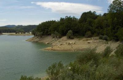 Il lago di Scandarello