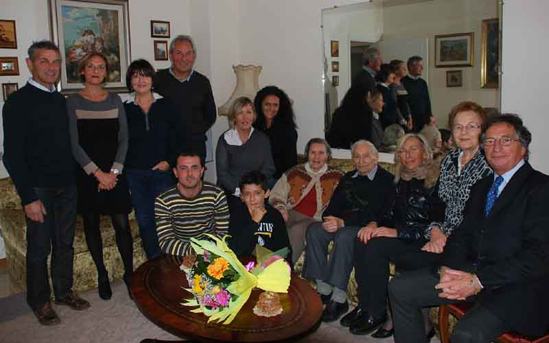 Cento anni per Antonio De Santis