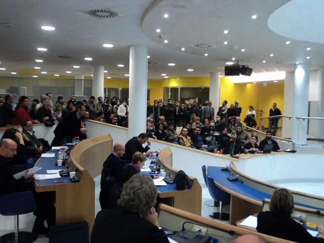 Consiglio Comunale 16 dicembre sulla Gas Plus