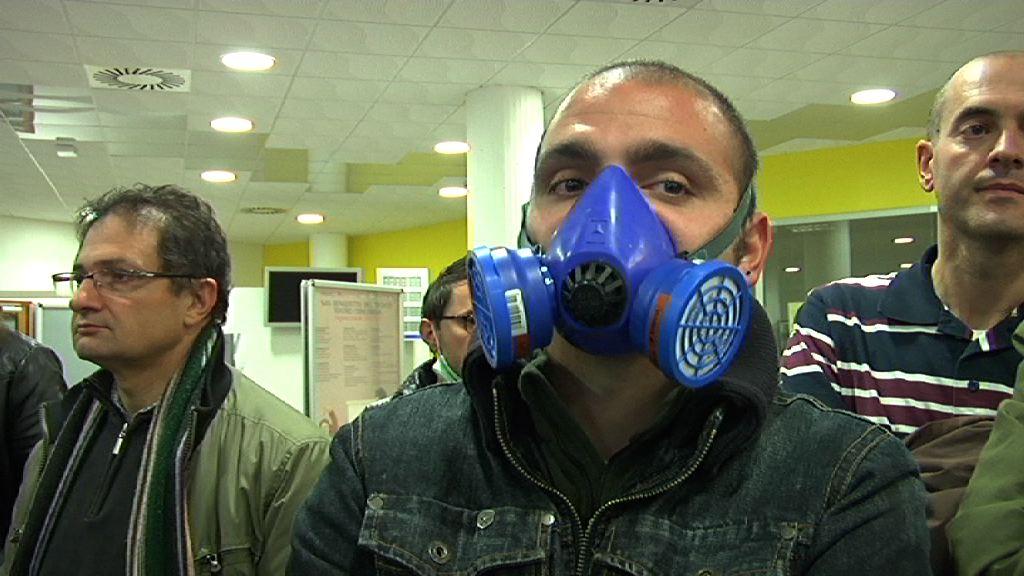 Consiglio Comunale 16 novembre a prova di gas