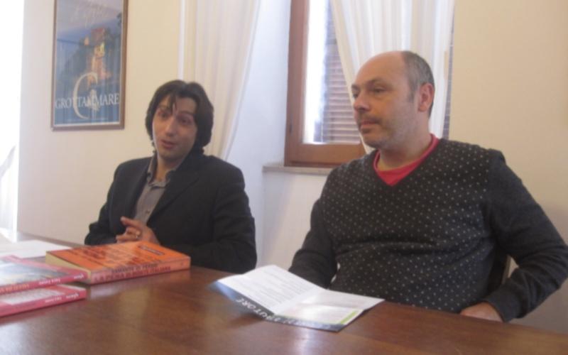 Enrico Piergallini, Lucilio Santoni