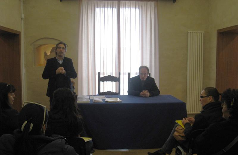 Andrea Buonaspeme e Marcello Monti