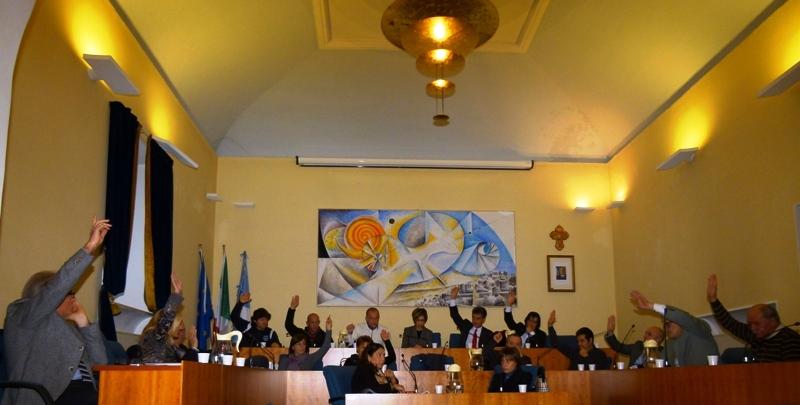 Il consiglio approva la modifica allo statuto 2011