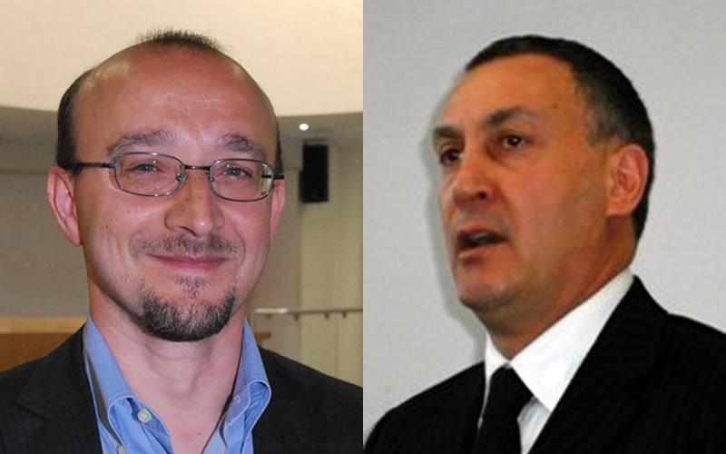 Luca Vignoli e Marco Calvaresi, scontro in Consiglio comunale