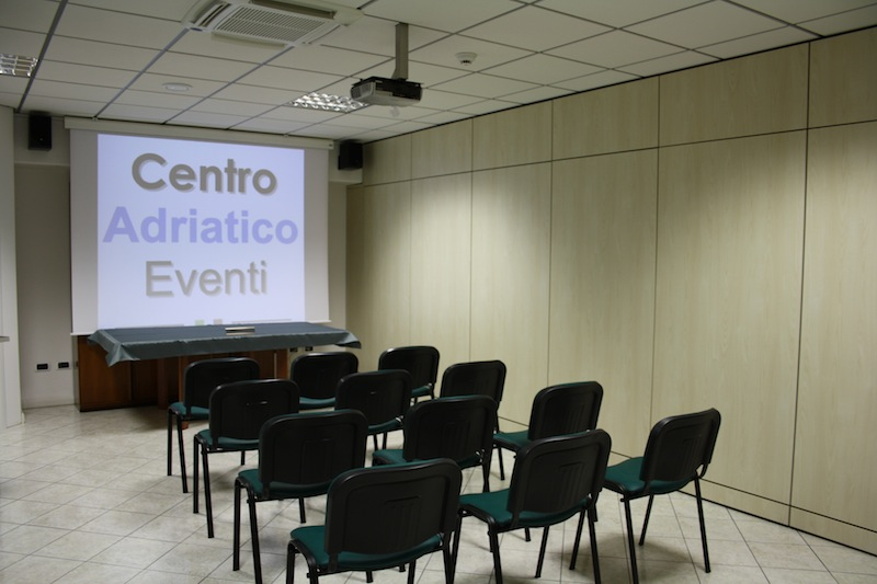 Centro Adriatico Eventi, sala 3
