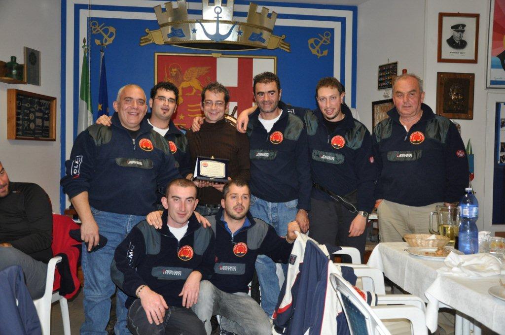 San Benedetto Colmic seconda società classificata