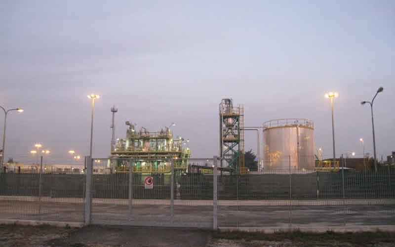 Stogit, la centrale di stoccaggio a Cinisello Balsamo 4