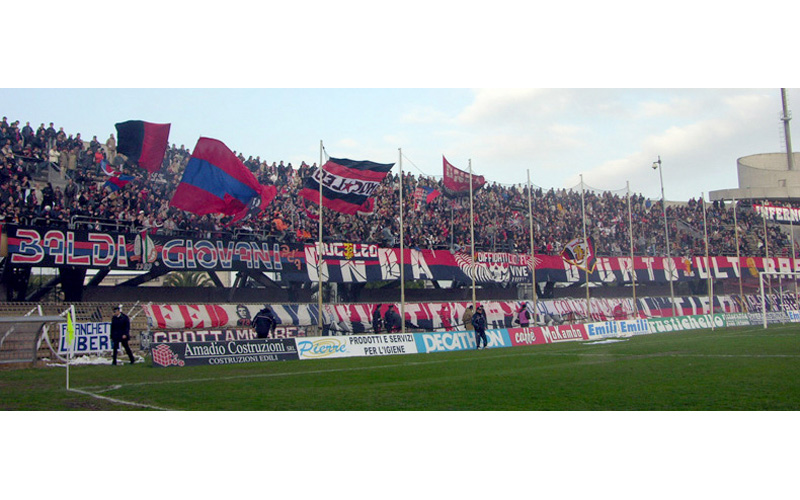 Un Samb-Sora di Serie C di qualche stagione fa: si spera di tornare al più presto in quelle categorie