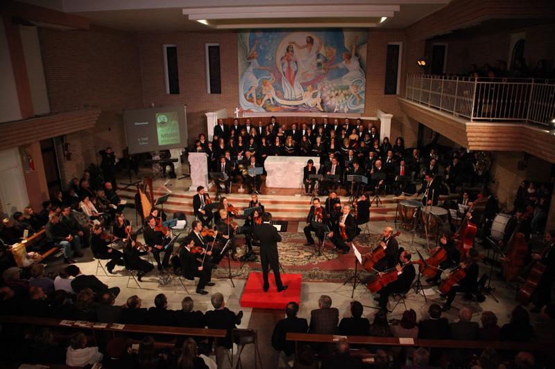 Il concerto lirico