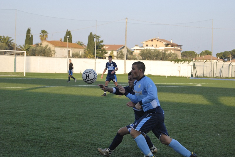 Il match-winner Antonio Granato