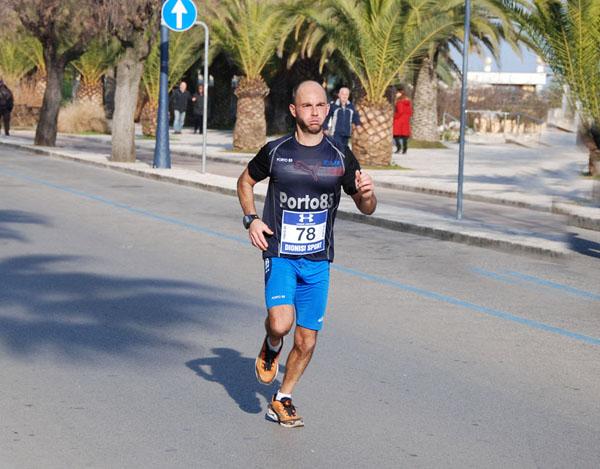 Marco Augusto Mariani in azione