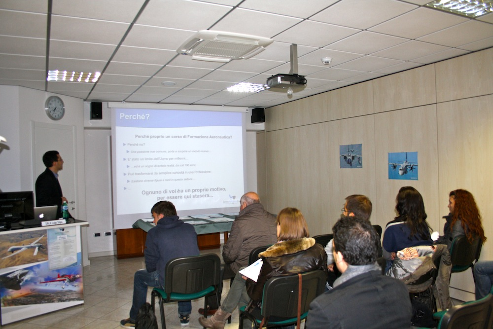 Un seminario del Centro Adriatico Eventi