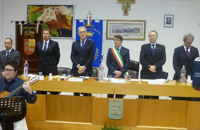Consiglio provinciale congiunto di Ascoli e Teramo