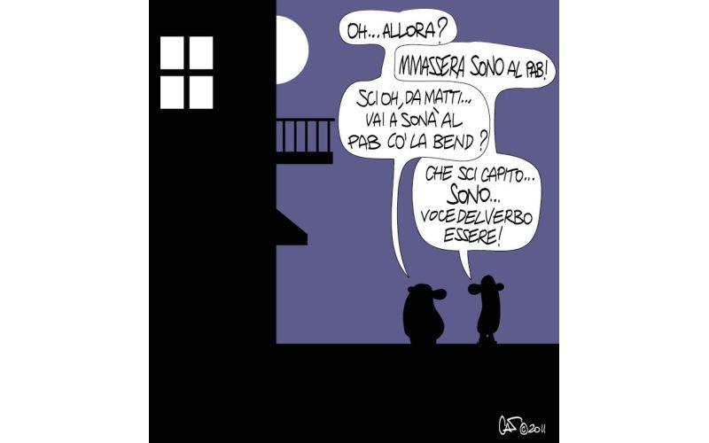 Vignetta di Marco Calcinaro (fonte Google)