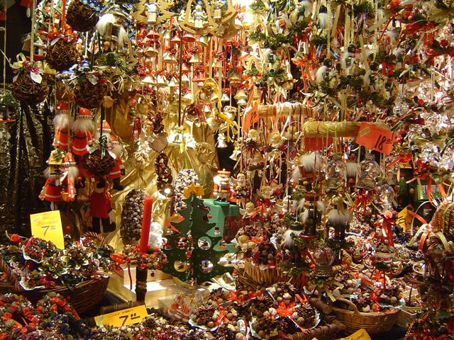Addobbi natalizi (lachiacchiera.it)