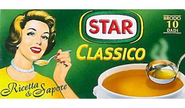 Brodo Star, l'immagine dell'Italia del boom economico