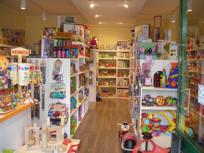 Il negozio di giocattoli Don Chisciotte