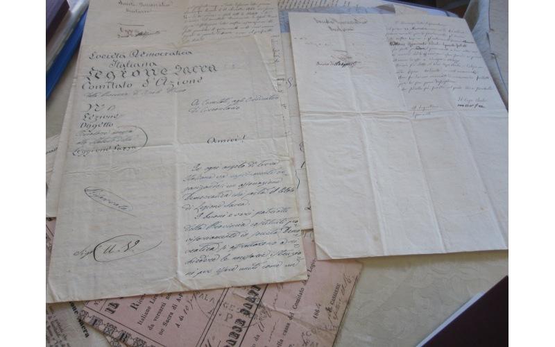 Documenti inediti del Risorgimento ascolano