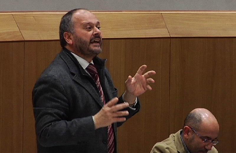 La grinta del sindaco Gaspari
