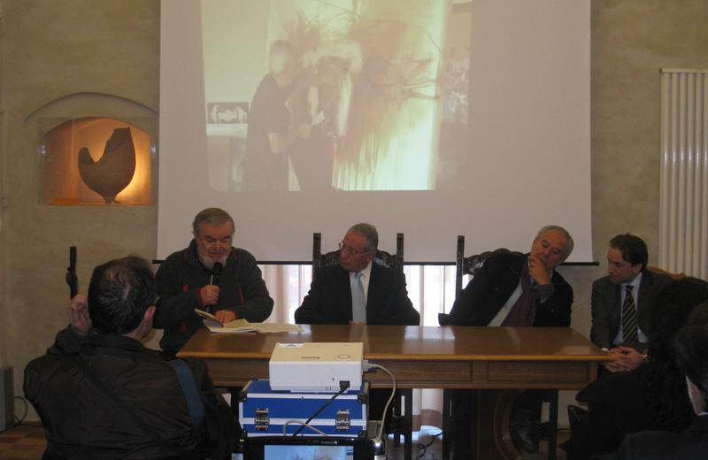 Inaugurata la mostra di Walter Coccetta a Martinsicuro