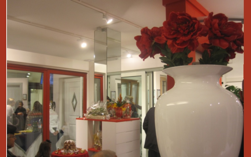 Laf Infissi, il nuovo show room