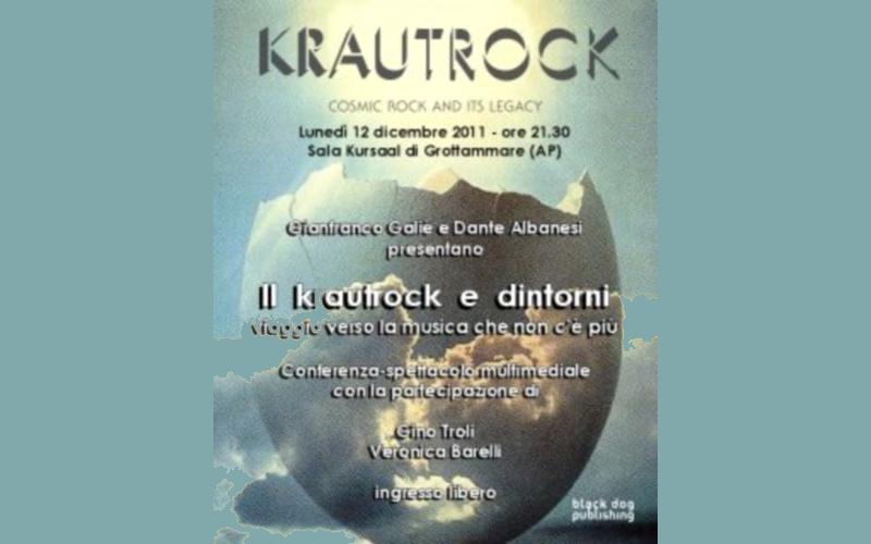 Krautrock e Dintorni, locandina