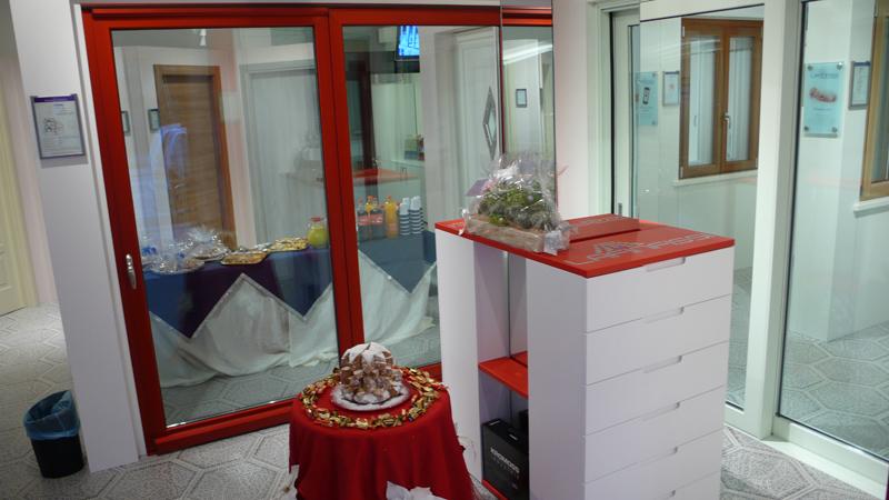 Inaugurato lo show room Laf Infissi a Porto d'Ascoli