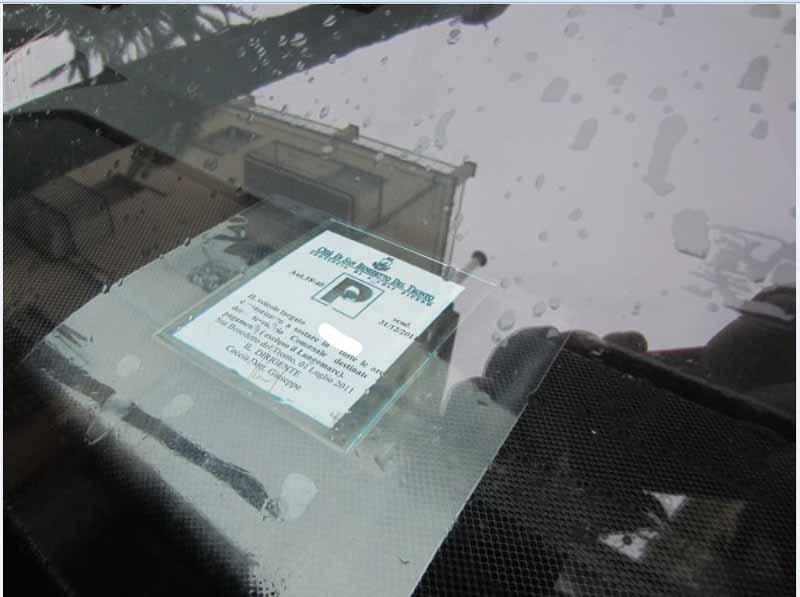 Parcheggi gratis per assessori e consiglieri comunali
