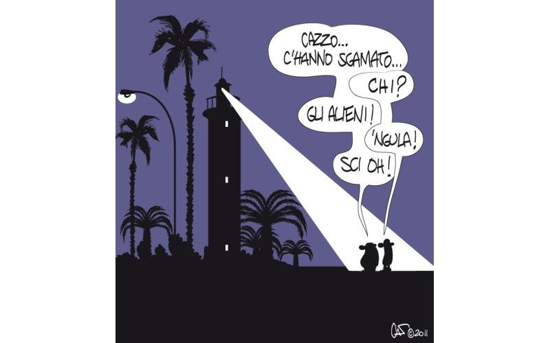 Vignetta di Marco Calcinaro
