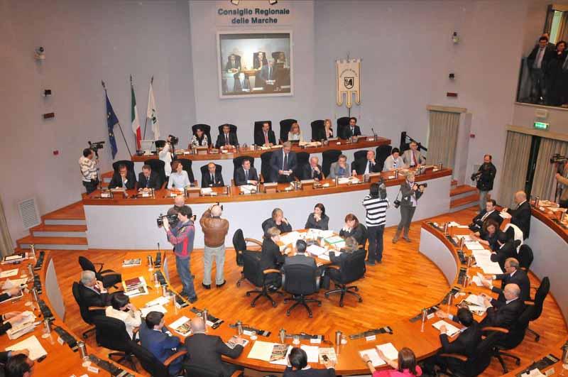 Consiglio regionale marchigiano