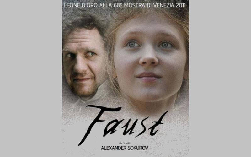 Faust di Sokurov, locandina