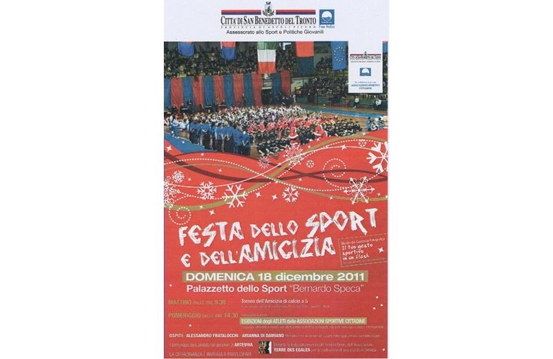 Festa dello sport e dell'amicizia 2011