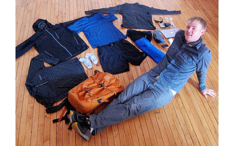 Andrew Hyde e i suoi 15 oggetti
