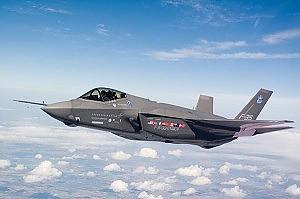 F -35 in volo Fonte: Repubblica.it