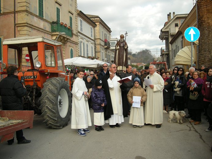 Festa di sant'antonio 2012