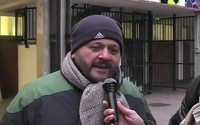 Giovanni Gaspari a Riccione
