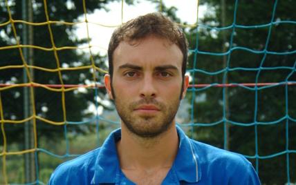 Marco De Cesaris, giocatore della Cuprense