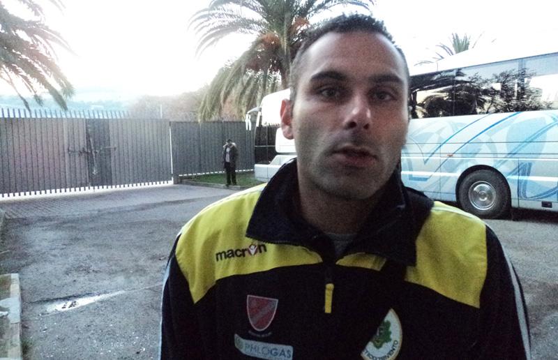 Matteo Monti, centrocampista del Trivento