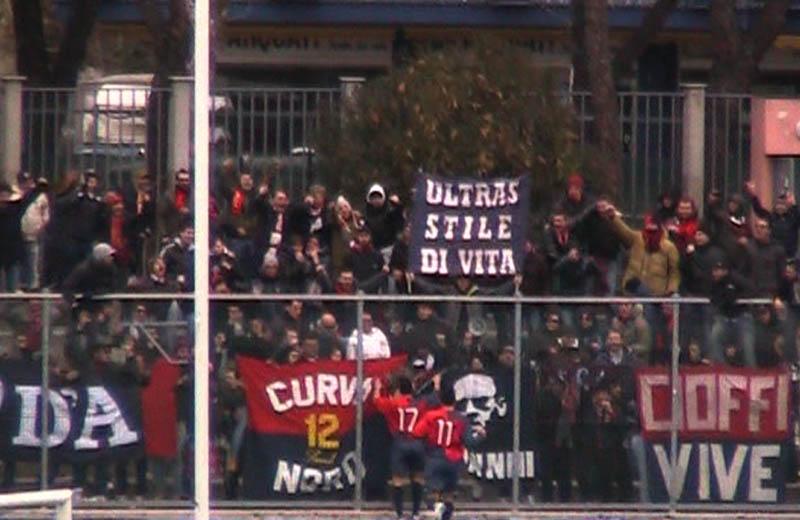 Riccione, gol di Puglia 1-2