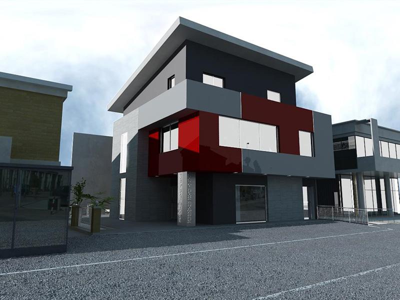 Il nuovo centro giovani di Centobuchi