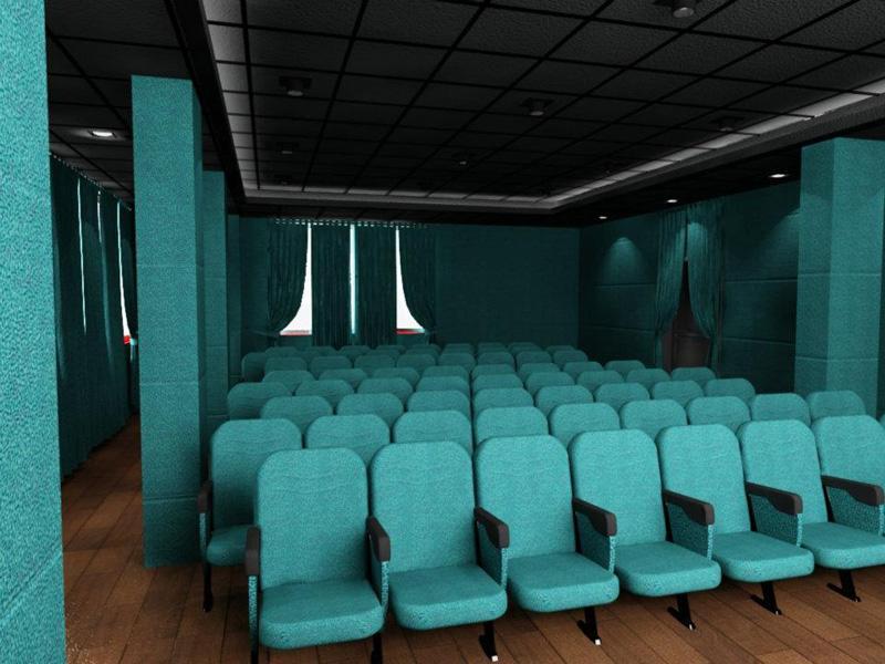 La sala auditorium