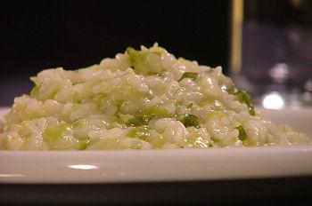 Un buon risotto per un pranzo invernale