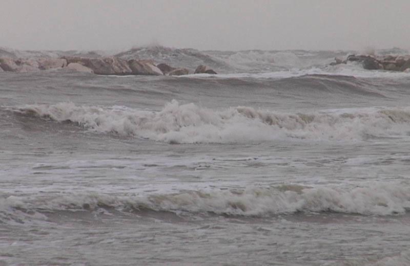 2 Mareggiata a San Benedetto, 2 febbraio 2012