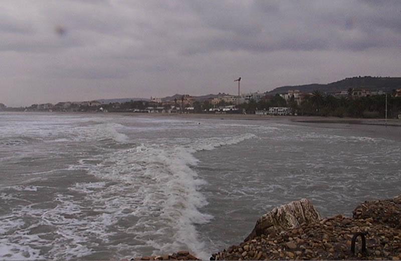 4 Mareggiata a San Benedetto, 2 febbraio 2012