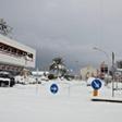 Neve in Riviera. Foto di Renato Speziali