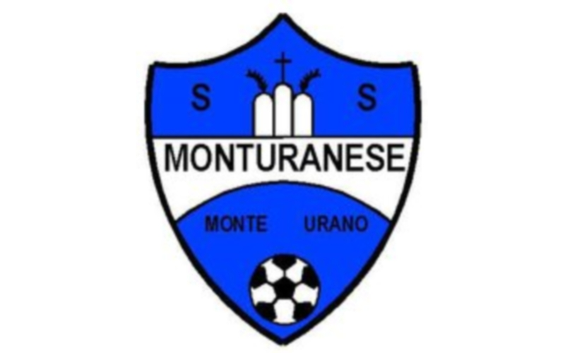 Il Logo Del Monturanese Calcio