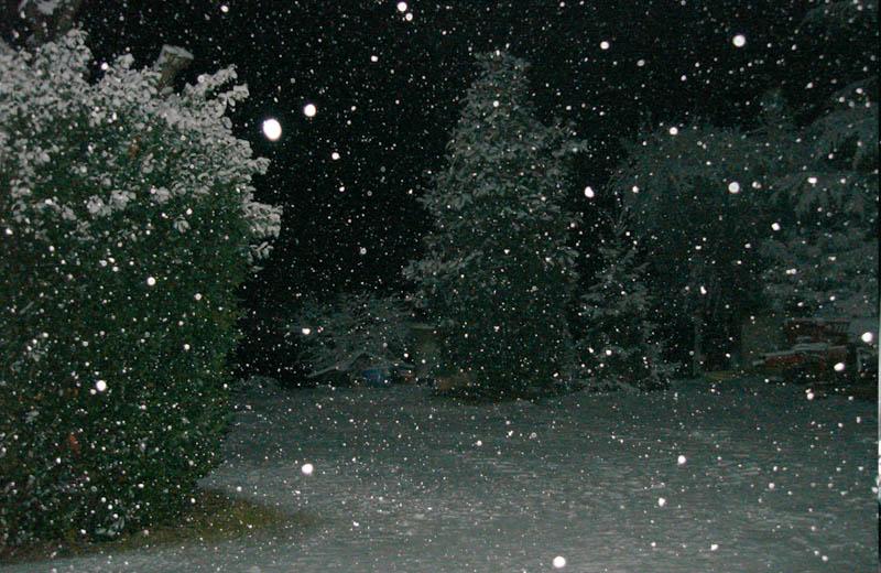 Abbondante nevicata nella notte del 2 febbraio a Ripatransone