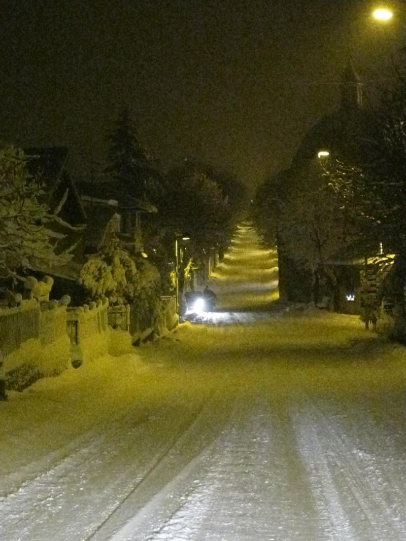 Ancarano 3 febbraio, neve, Simone Marchetti 1